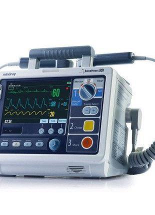 Дефибриллятор-монитор BeneHeart D3 укомплектованный функцией в...