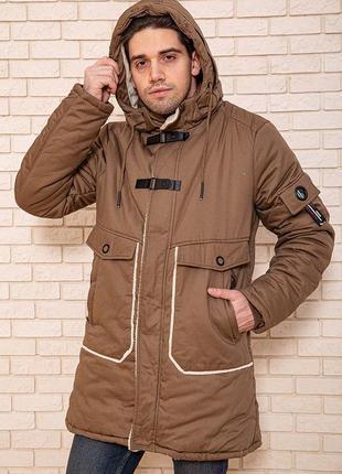 Парка куртка осенне-зимняя