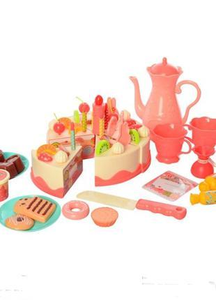 Игровой набор Beibe Good Торт 889-148 61 ел