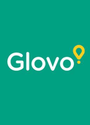 Курьер Glovo со своим Авто, Вело, Мото/Скутер. Работа в Глово