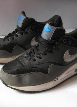 Оригинал! стильные кроссовки nike air max рр 37-37,5 по стельк...
