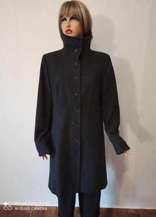 """Шикарное пальто от """"max mara"""" шерсть"""