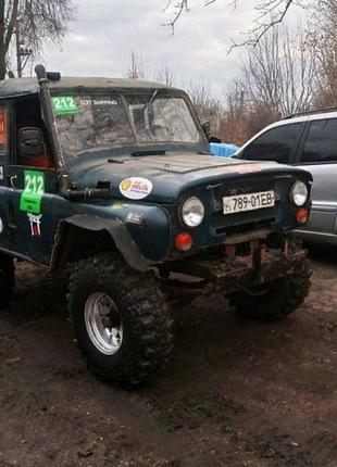 УАЗ 469 offroad 1990