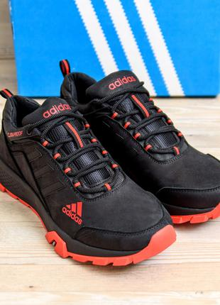 Мужские кроссовки из натуральной кожи adidas terrex(40-45р)