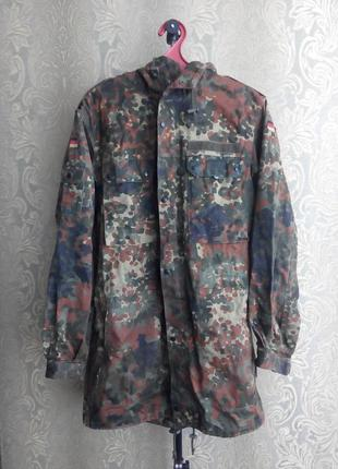 Парка куртка плащ бундесвер флектран оригинал германия l бу