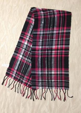 Симпатичный шарф с люрексом debenhams