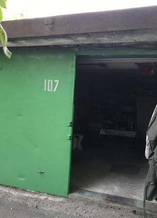 Продаётся гараж. Пос . Западный