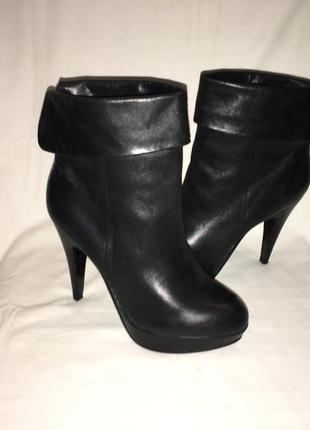 Ботинки *5-th avenue * кожа германия р.39 ( 25.50 см)