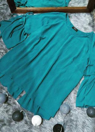 Свободная блуза кофточка papaya