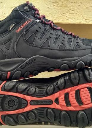 Ботинки зимние merrell chaussures accentor sport mid gtx gore-...