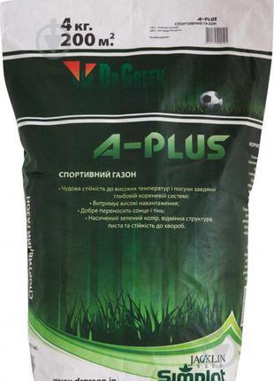 Семена Jacklin Seed газонная трава A-Plus 4 кг