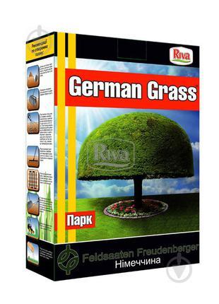 Семена German Grass газонная трава парковый 1 кг