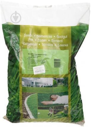 Семена Euro Grass газонная трава Sport 1 кг