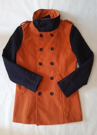 Кашемировое пальто на осень