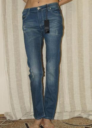 Duoble black джинсы
