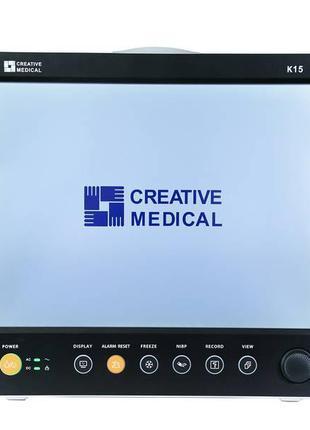 Монитор пациента с сенсорным экраном и ETCO2 Creative Medical ...