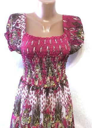 Красивое длинное платье в пол meggie, р.m-l