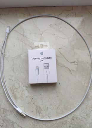 Оригинальный USB кабель Lightning для iPhone и iPad