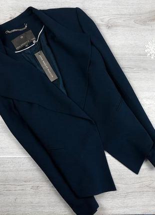 Невероятный пиджак без застёжек 3xl fenn wright manson