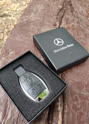 Флешка ключ USB 32GB Audi Mercedes подарочная