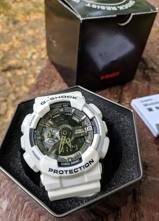 Часы Casio G-Shock GA-110GW с коробкой