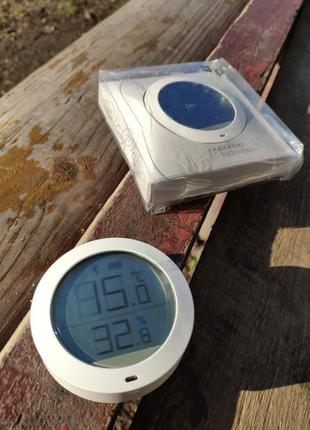 Датчик температуры и влажности Xiaomi MI Smart Temperature & H...