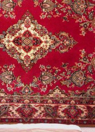 Шерстяной ковёр размер 2*3м производство Молдавия.