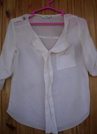 Летняя блуза  бренда new look