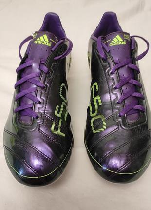 Бутсы adidas f50 adizero trx fg