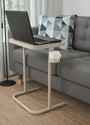 Подставка - столик для ноутбука IKEA столик на ножках