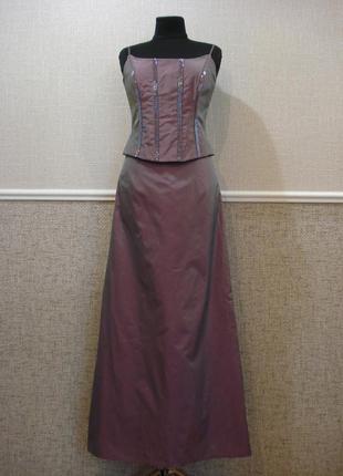Вечернее платье платье на выпускной нарядное платье бренд john...