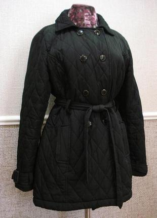 Стеганая демисезонная куртка легкая куртка весенняя и осенняя ...