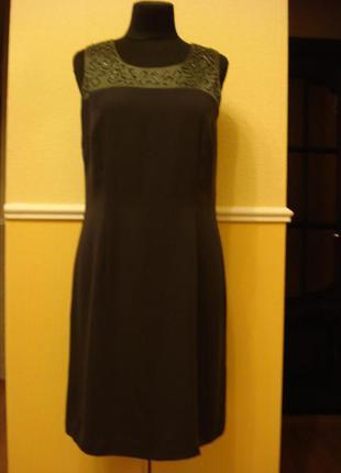 Вечернее платье футляр коктейльное