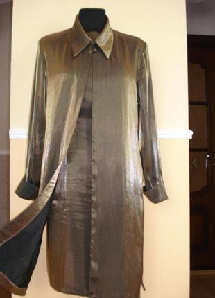 Вечернее летнее платье футляр (костюм) кардинан в подарок,  бо...