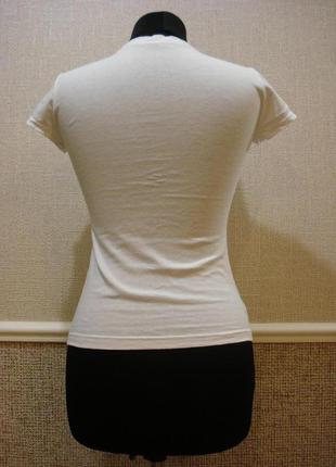 Трикотажная футболка с надписью летняя кофточка