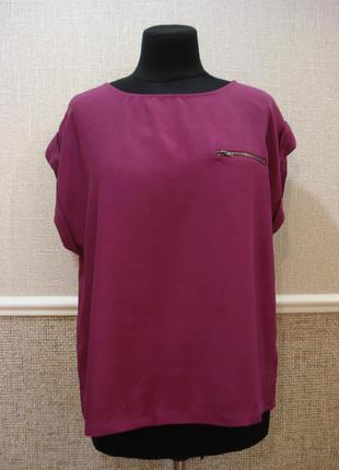 Нарядная блузка летняя кофточка блузка без рукавов большого ра...