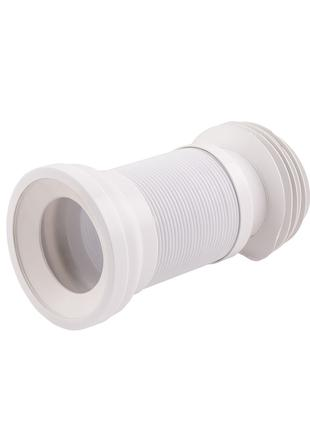 Гибкая труба для унитаза Lidz (WHI) 60 01 G001 01 длина 550 мм