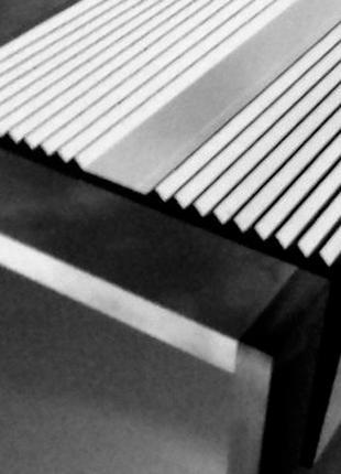 Порог для пола алюминиевый А040 - 2,7м