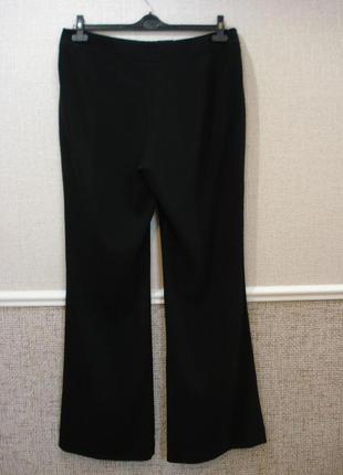 Черные классические брюки большого размера 16(xxl)