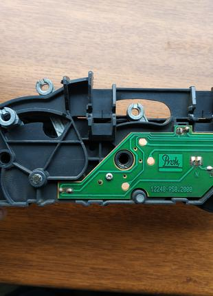 Блок управления печкой Volkswagen lt