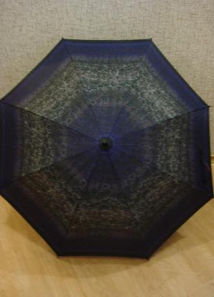 Женский зонт трость бренд elephant.