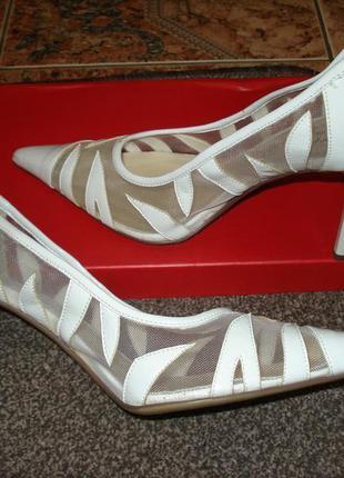 Свадебные туфли  queen