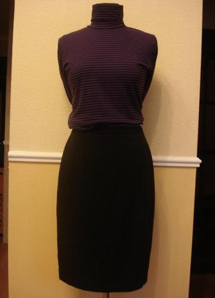 Юбка карандаш  юбка классическая
