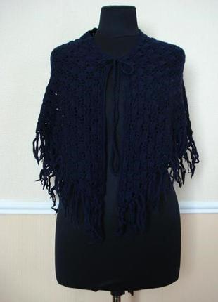 Палантин платок шерстяной шарф one size 145 грн