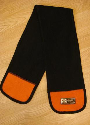 Флисовый шарф одежда в стиле бохо бренд future tech