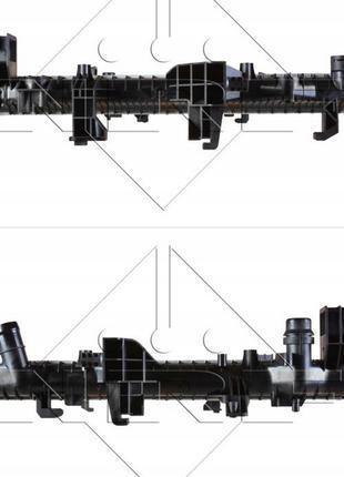 Радиатор охлаждения VW T5 2.5TDI