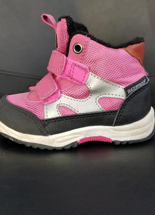 Термо ботинки кроссовки mino