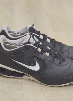 Nike reax мужские кожаные кроссовки кожа оригинал
