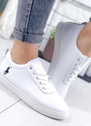 ❤ женские белые кеды ❤