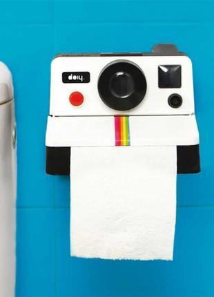 Держатель для туалетной бумаги Polaroll SKL32